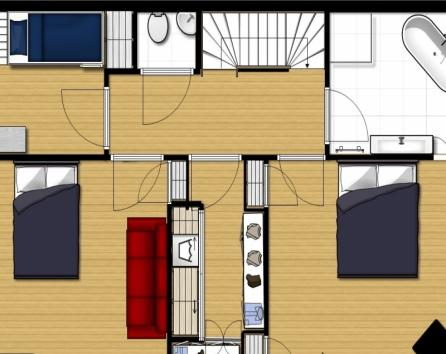 Floorplan - 3rd floor