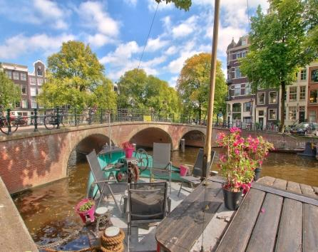 Dream Houseboat on Beautiful Canal photo 36912