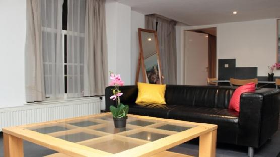 Amsterdam Haven (F) 2 Bedroom Apartment