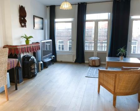 Large 2 bedroom apartment in DE PIJP: Sunny Side Up photo 29942