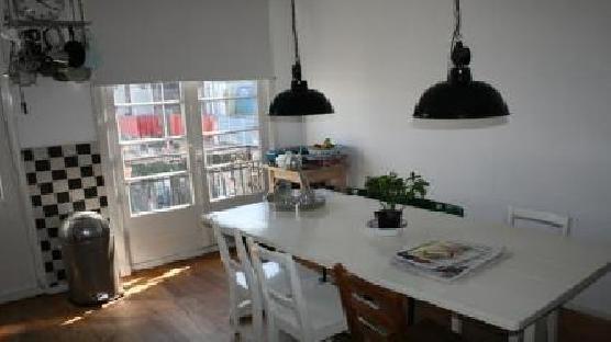 Josef Israels Apartment